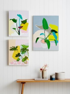6 summer_home_decorating_ideas_interior_design_home_decor_floral_pattern_forelements_blog