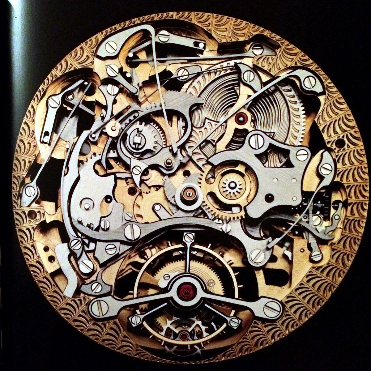 19 design z zegarkiem w ręku luksusowe zegarki SIHH Geneve lifestyle forelements blog