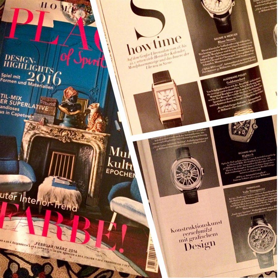 1aa design z zegarkiem w ręku luksusowe zegarki SIHH Geneve lifestyle forelements blog