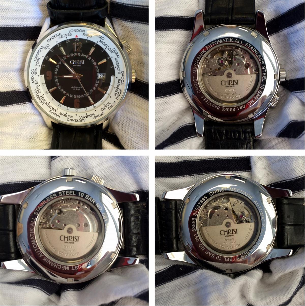 3 design z zegarkiem w ręku luksusowe zegarki SIHH Geneve lifestyle forelements blog