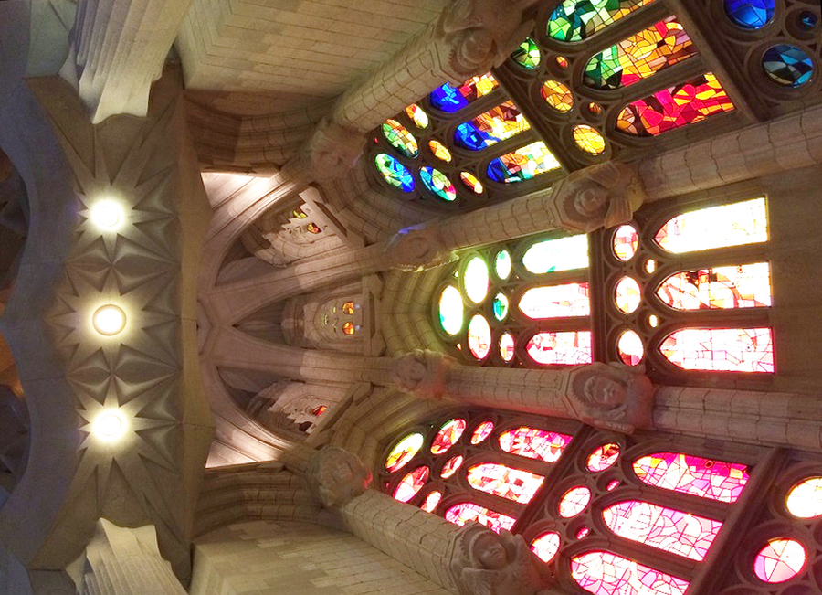 13a sagrada familia architecture design forelements blog