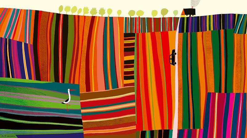 2b-lodz_design_festival_must_have_dla_dzieci_ksiazka_cuda_wianki_polski_folklor_dla_mlodszych_i_starszych_ilustracje_marianna_oklejak_wydawnictwo_egmont_polska_polish_design_awards_forelements_blog