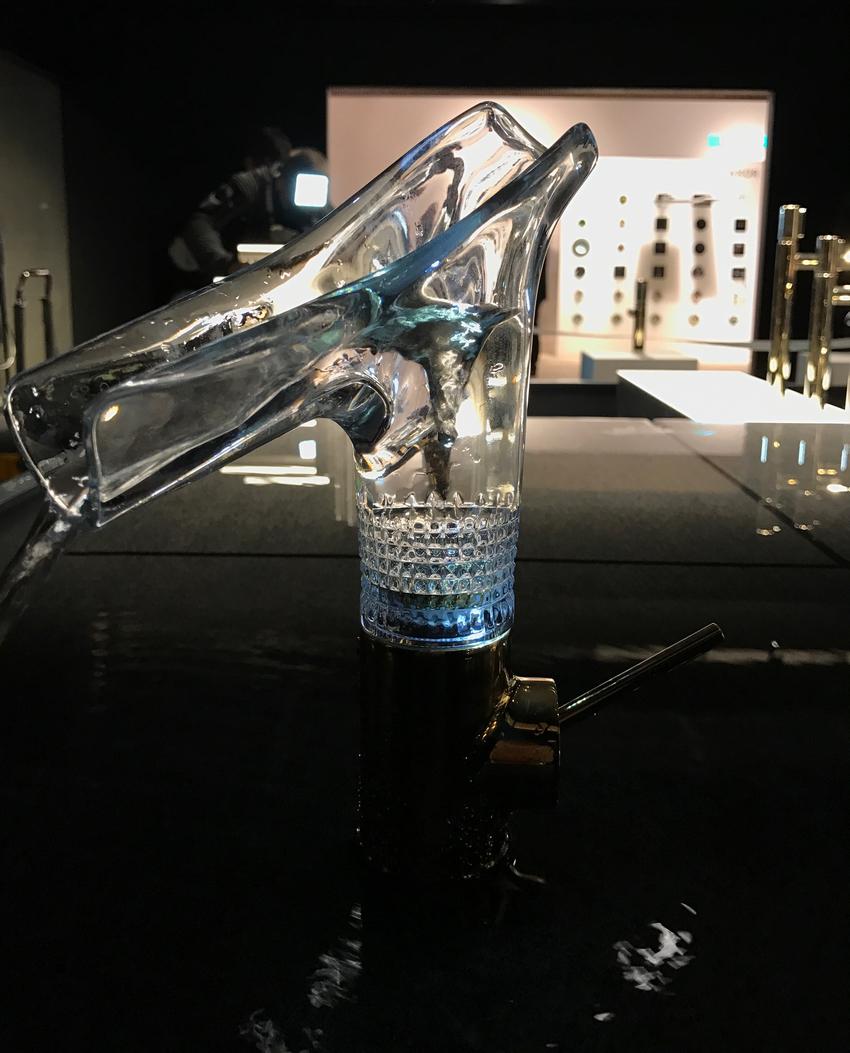 14aa targi ish frankfurt lazienki design forelements blog AXOR Philippe Starck