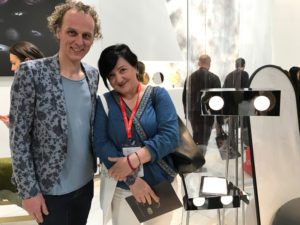 29 isaloni 2017 furniture design fair milan forelements blog JCP Richard Hutten