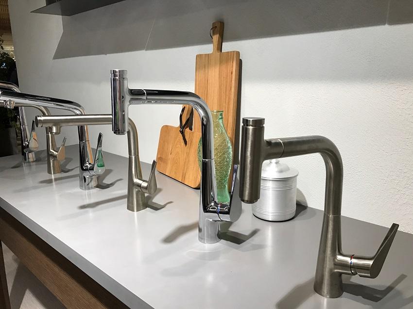 hansgrohe kitchensink design forelements blog