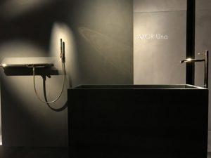 3 AXOR Uno ish frankfurt lazienki design forelements blog