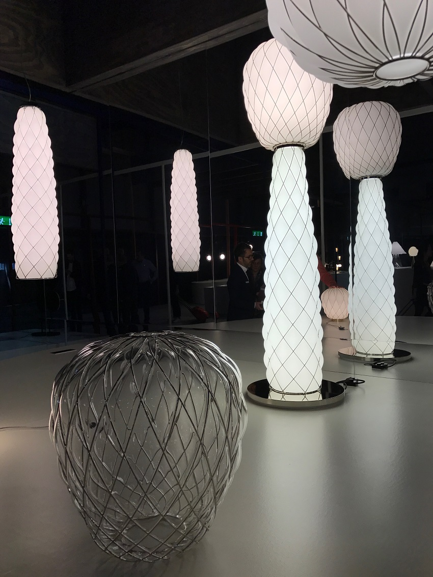 3 euroluce fontana arte light design forelements blog