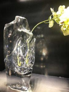 5 euroluce glaciarium swarovski light design forelements blog
