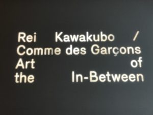 1 rei kawakubo comme des garcons art of the in between forelements blog
