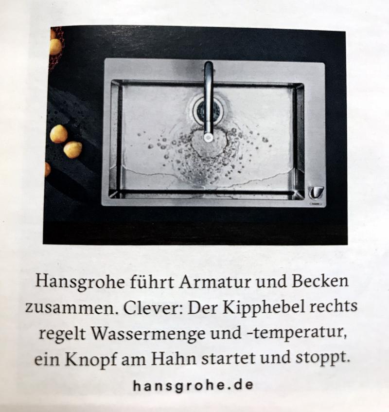 19 hansgrohe kitchensink design forelements blog