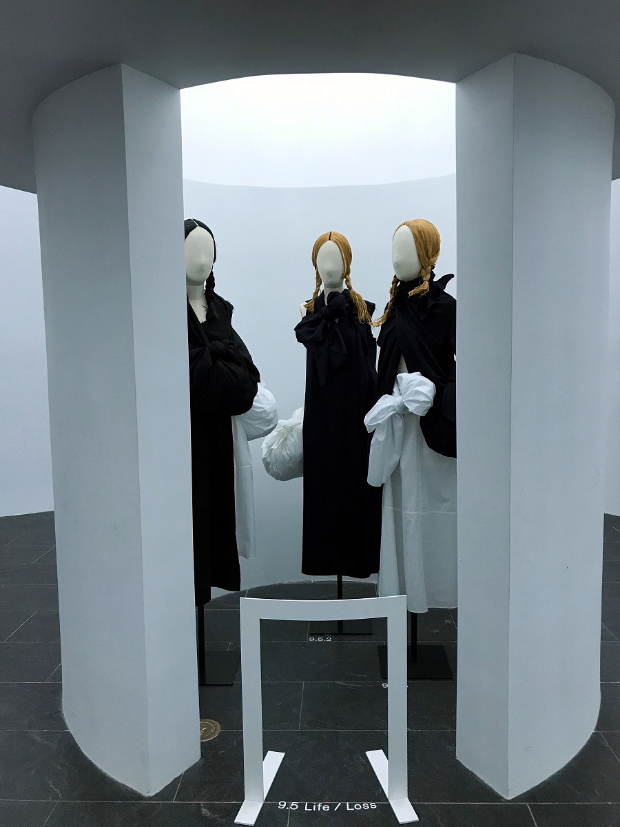 57 rei kawakubo comme des garcons art of the in between clothes forelements blog