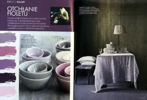 1 ELLE Polska 01 2011 kolory trendy design forelements blog