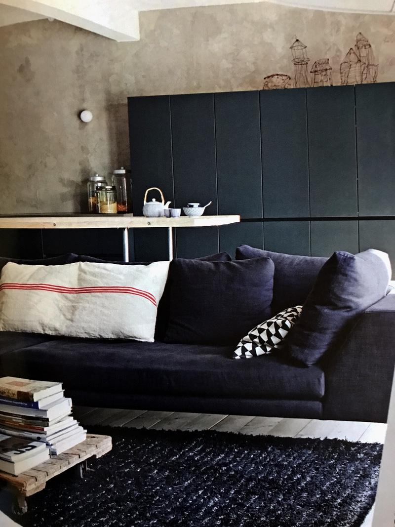 26a Elle Interiör Szwecja 12 2012 Elle Polska kolory trendy design forelements blog