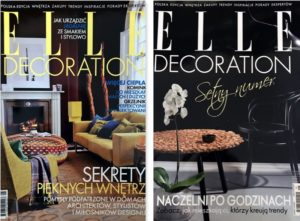 6a Elle Polska kolory trendy design forelements blog