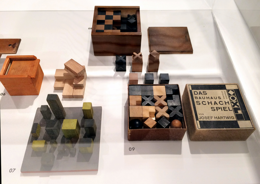 48 bauhaus alles ist design exhibition forelements blog