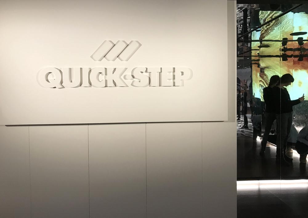 1 #quickstep #lovemyquickstep quick step podłoga ze złotem trendy forelements blog