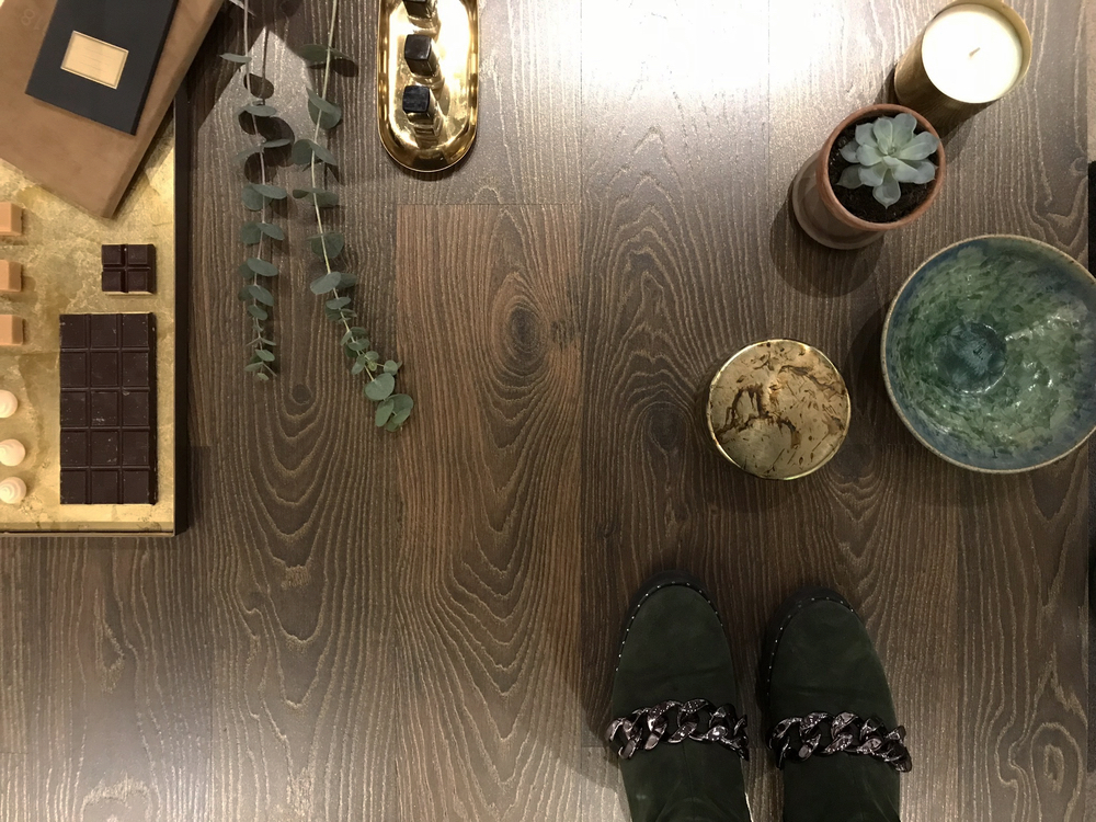 15 #quickstep #lovemyquickstep quick step podłoga ze złotem trendy forelements blog