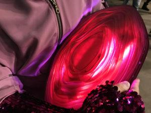 1 salon du chocolat ruby barry callebaut rozowa czekolada pokaz mody z czekolady forelements blog