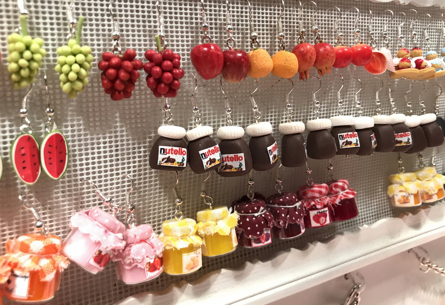 22 salon du chocolat ruby barry callebaut rozowa czekolada pokaz mody z czekolady forelements blog