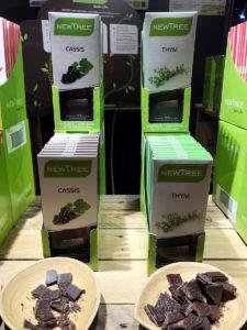 28 salon du chocolat ruby barry callebaut rozowa czekolada pokaz mody z czekolady forelements blog