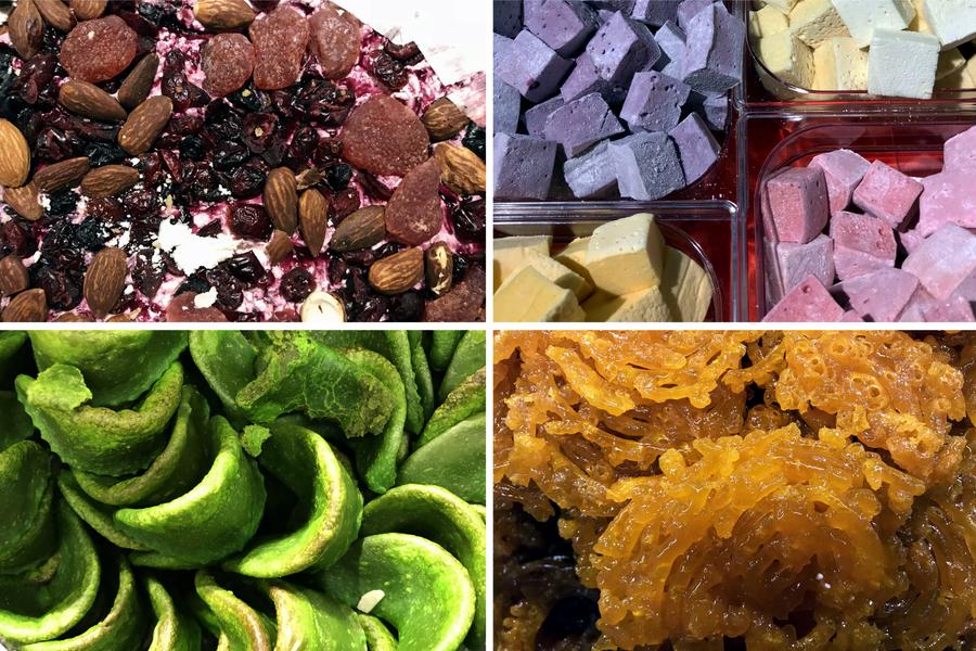 30 salon du chocolat ruby barry callebaut rozowa czekolada pokaz mody z czekolady forelements blog