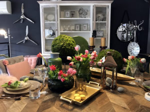 8 miloo home design easter table decor forelements blog