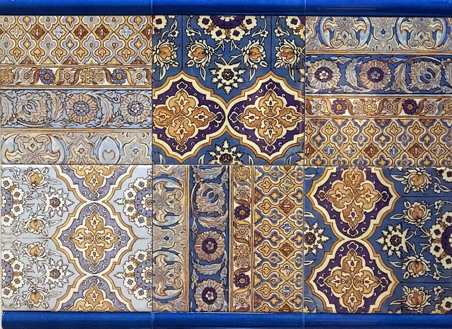 29 Tubadzin majolika kolekcja monolith plytki kafelki ceramika design maciej zien forelements blog