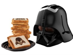 DARTH VADER STAR WARS TOASTER funny food ideas gwiezdne wojny