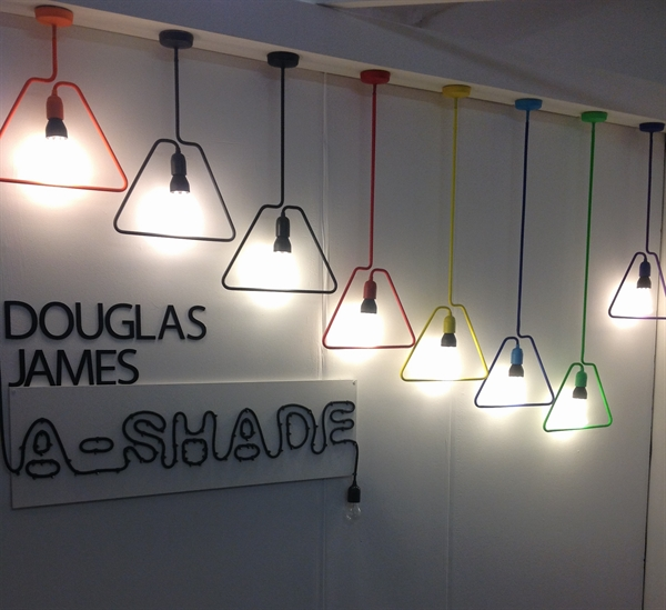16 Douglas James old brewery superbrands tent london design festival furniture fair targi designu designerskie meble