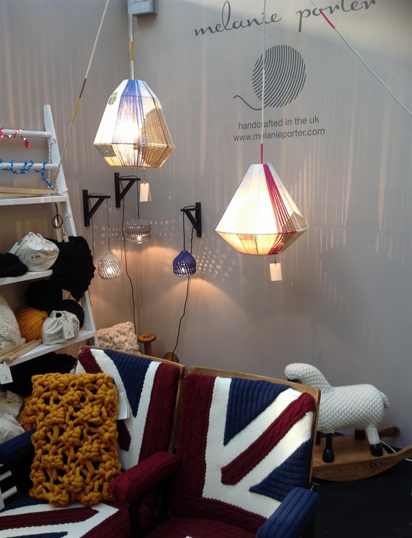 20 Melanie Porter old brewery superbrands tent london design festival furniture fair targi designu designerskie meble
