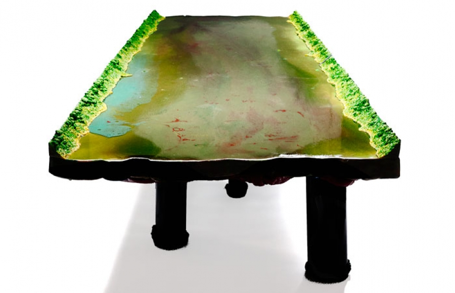 12 gaetano pesce river table david gill galleries london italian furniture interior design home decor wloskie meble luksusowe projektowanie wnetrz