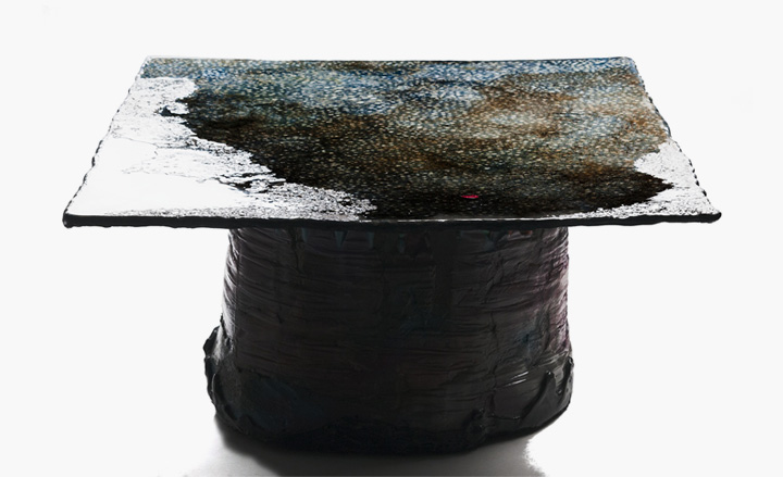 14 gaetano pesce puddle table david gill galleries london italian furniture interior design home decor wloskie meble luksusowe projektowanie wnetrz