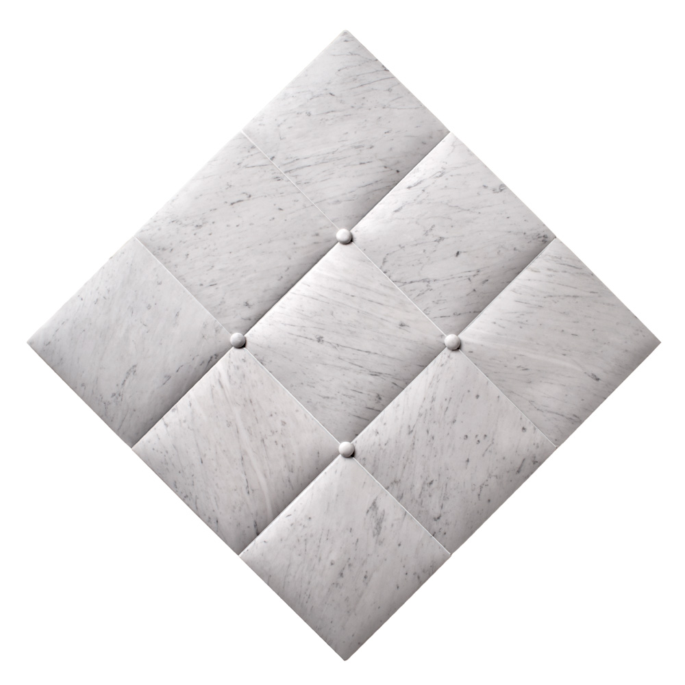 4_Cuscini_Tiles_by_Ron_Giladcapitonne tufted tiles luxurious home decor interior design wloskie plytki nietypowe kafelki luksusowe