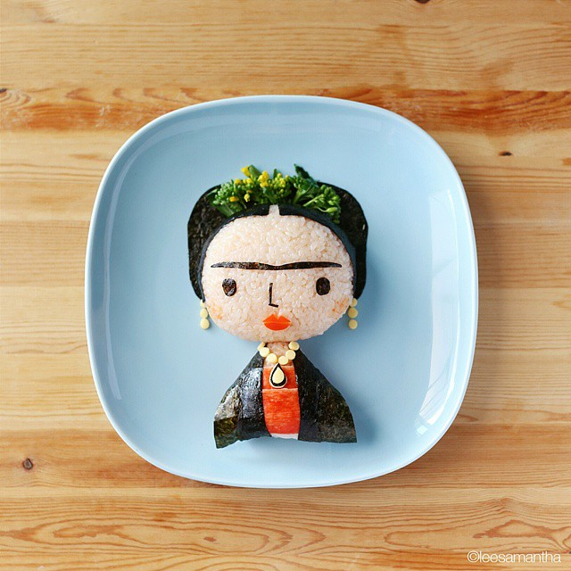 1 lee samantha food art design funny dinner home kids party ideas table decorating