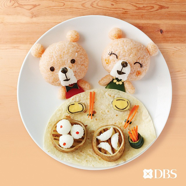 15 lee samantha food art design funny dinner home kids party ideas table decorating