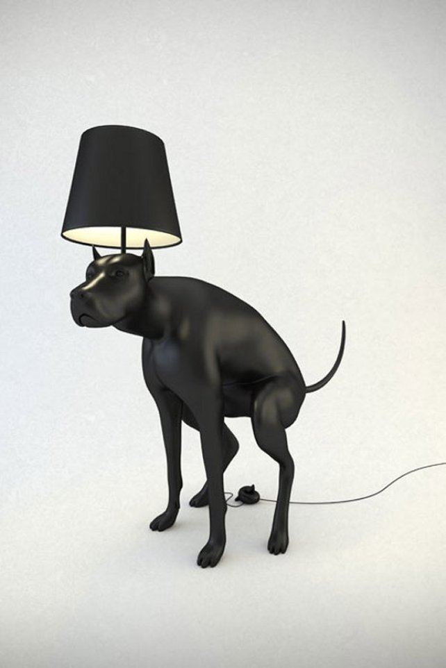 1_smieszne_lampy_ciekawe oswietlenie_funny_lamps_doggy_dog_inspiration light fixtures interior design home decor design