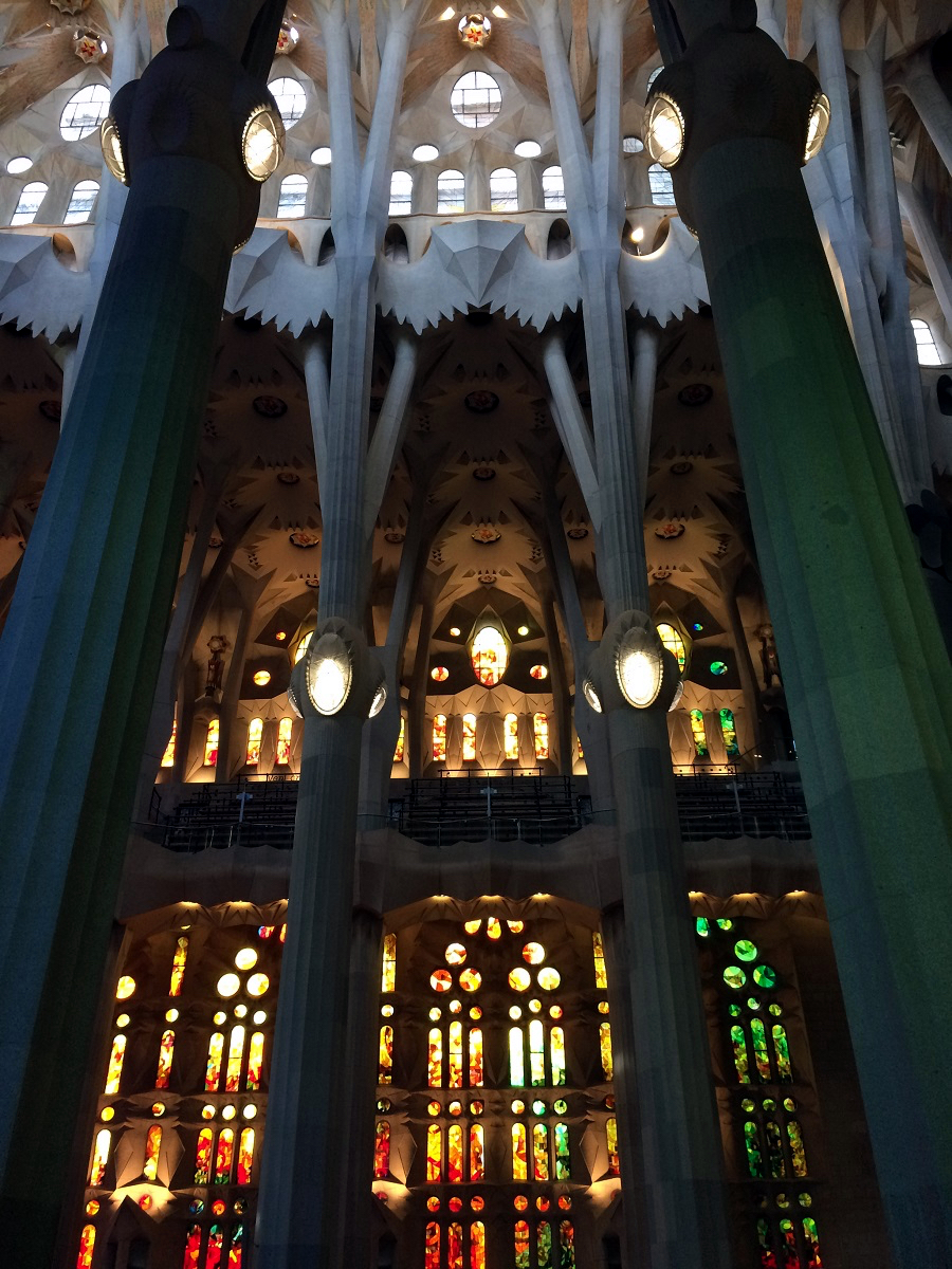 15 sagrada familia architecture design forelements blog