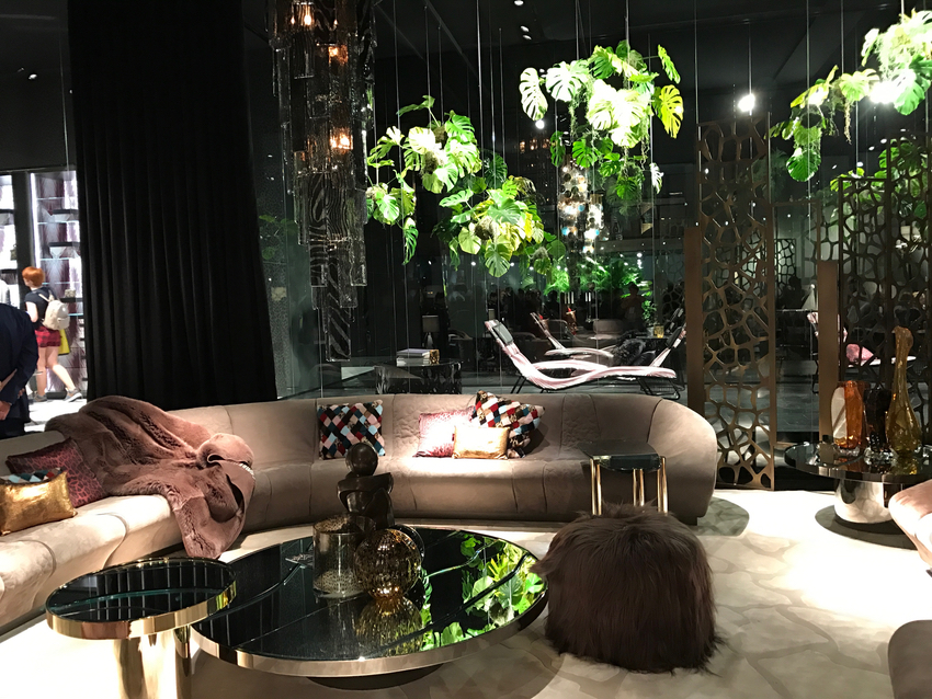 38 isaloni 2017 furniture design fair milan forelements blog CAVALLI