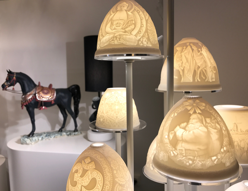 1 euroluce 2017 lladro light design forelements blog