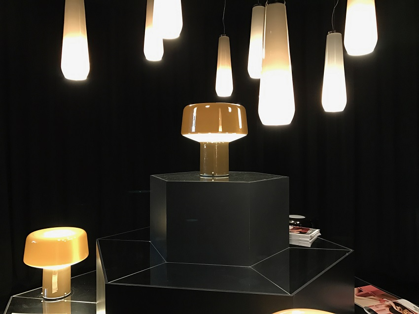 4 euroluce foscarini diesel living light design forelements blog