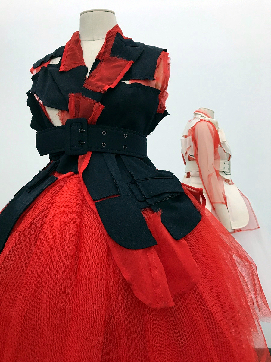 30ED rei kawakubo comme des garcons art of the in between self other forelements blog