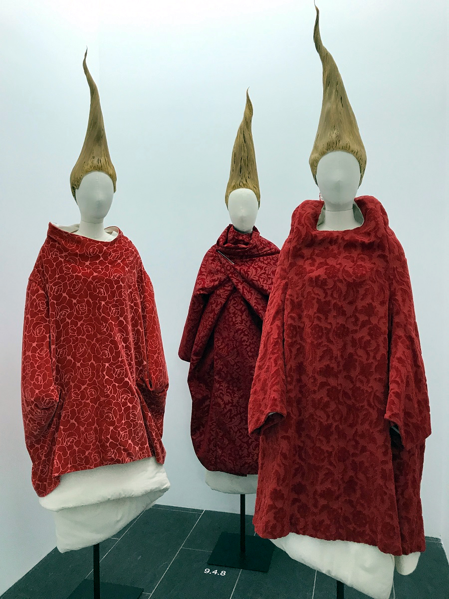 53 rei kawakubo comme des garcons art of the in between clothes forelements blog