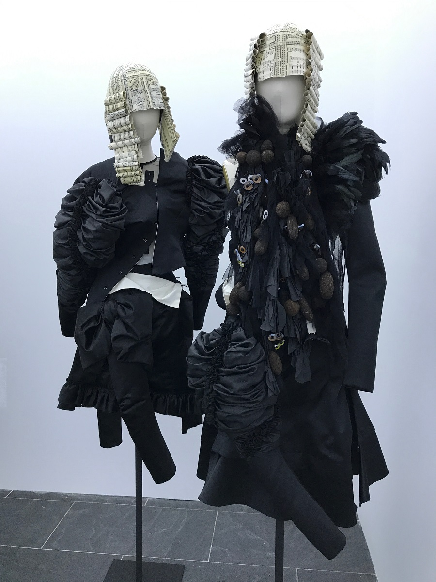 67 rei kawakubo comme des garcons art of the in between clothes forelements blog