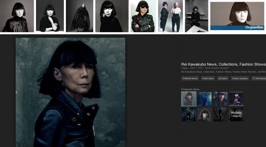 80 rei kawakubo comme des garcons art of the in between forelements blog
