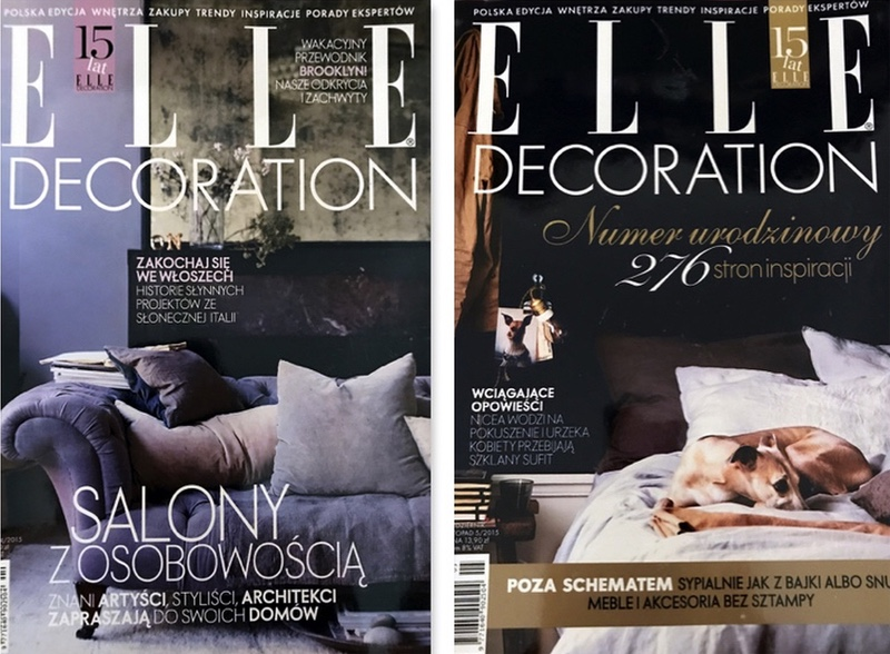 7a Elle Polska kolory trendy design forelements blog